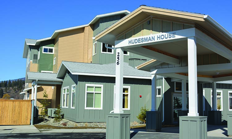 Hudesman House for 62 and Older
